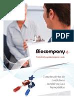 Folder de Apresentaçãobiocompany