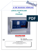Manual Unitate Control Gaze