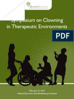 Symposium on Clowning