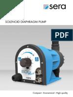 Ecoblue Solenoid Pump