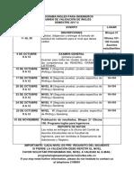 Examen de Validación de Inglés 2017-2