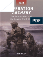 Ken Ford - Operation Archery - The Commandos and the Vaagso Raid 1941; Raid 1942.pdf