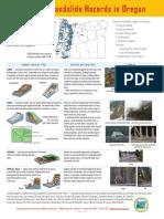 Landslide Hazards in Oregon