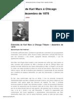 1878 - Entrevista de Karl Marx à Chicago Tribune – dezembro de 1878 _.pdf