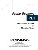 Renishaw.-installation Manual for Machine Tools