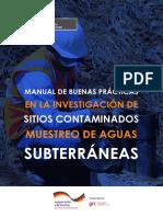 Manual de Buenas Practicas - Agua Subterranea