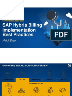 Sap Hybris Americas Summit 2016 Best Practice