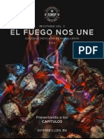 Recetario Vol. 3 - El Fuego Nos Une