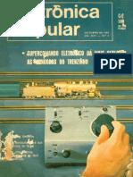 Eletrônica Popular Outubro 1966