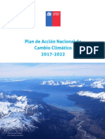 Plan Nacional Climatico 2017
