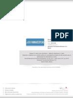 Desarrollo y Validación de Un Método Analítico Por Cromatografía de Líquidos de Alta Resolución Para