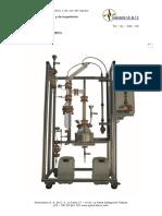 Equipo de extracción sólido líquido (Aspectos Técnicos y de Ingeniería)