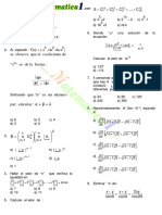 Matematicas 115 Problemas Resueltos de Quinto de Secundaria