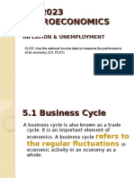 Topic 5 Inflation and Unemployment