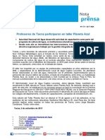 NOTA DE PRENSA Nº 174-2017.pdf - ALA CAPLINA LOCUMBA