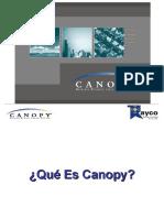 Canopy - Presentacion en Español 1