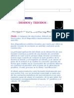 Diodos y Triodos