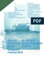 Sea of Random Data 2014 Magazine