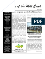 Winter 2005 Voice of the Mill Creek Newsletter, Mill Creek Watershed Council
