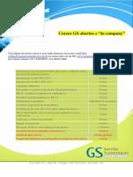 Cursos GS Consultoria