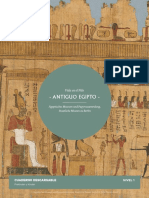 Cuaderno Antiguo Egipto Nivel-1