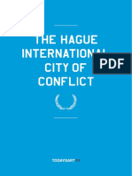 The Hague International City of Conflict 2009