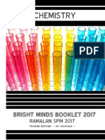 Bright Minds Cover CHEMISTRY 2017