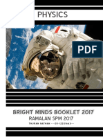 Bright Minds Cover PHYSICS 2017