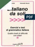 L'Italiano Da Soli_2001
