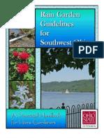 Rain Gardens Guidelines for Southwest Ohio
