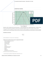 Ensayo de Compactación de Suelos(Proctor Standar)