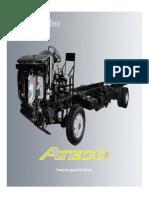 Sistema Electrico y Electronico Mercedes-Benz Atego 1016 Euro
