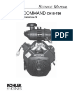 Kohler Command 23 Service Manual