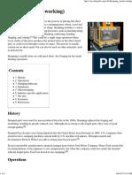 Stamping (Metalworking) - Wikipedia