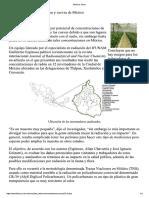 Miden Radón en Invernaderos y Cuevas de México
