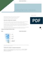 Configurações de Página _ Gráfica Ingral