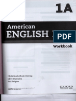 AEF American English File Elementary 2ndEd WorkBook