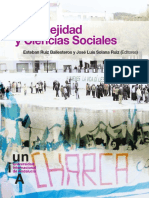 Complejidad y Ciencias Sociales. Ruiz Ballesteros. Edts