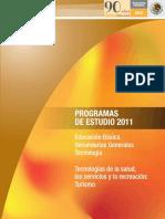 Programa de Tegnologias Turismo Gen