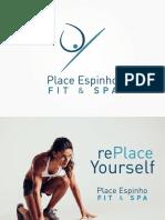 Place Espinho Brochura Digital 2017 Preçario