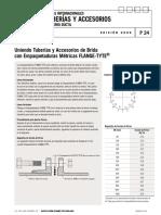 Ductile Iron FPF SPN Metric BRO-089sm 24