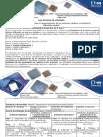 2._Guía de Actividades y Rubrica de Calificación - Fase 2 - Investigar El Comportamiento de Los Productos Cárnicos y El Efecto de Diferentes Agentes (1)