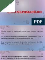 acido sulfasilicilico diapo