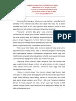 Proposal Gerakan Solusi Penghancur Batu Ginjal