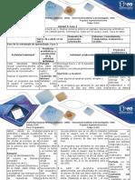 Guía de Actividades y Rúbrica de Evaluación - Fase 3