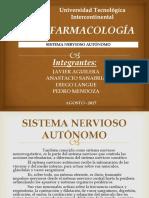Sistema Nervioso Autonomo Utic