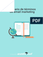 Glosario de Terminos Email Marketing