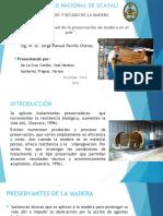 Unidad 3_Clase 7_Estado Actual de La Preservación de La Madera en El País