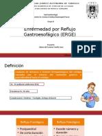 Enfermedad por Reflujo Gastroesofagico