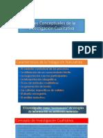 Bases Conceptuales de La Inv Cualitativa